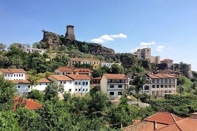 Private Full-Day Tour of Kruja and Durres with Pick Up