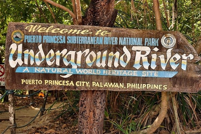 Puerto Princesa Underground River Tour with Buffet Lunch