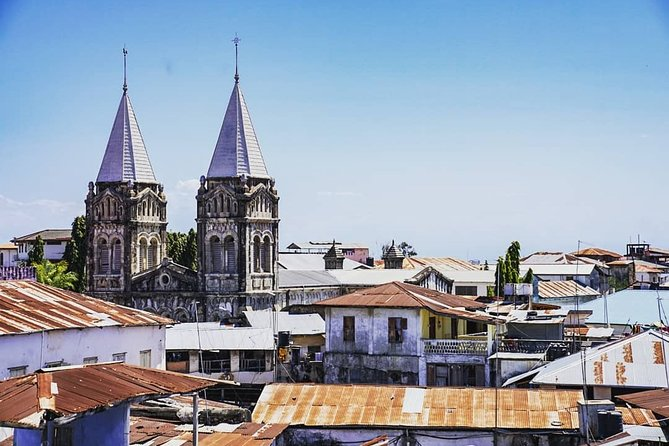 Zanzibar Excursion Package from Kendwa Hotels