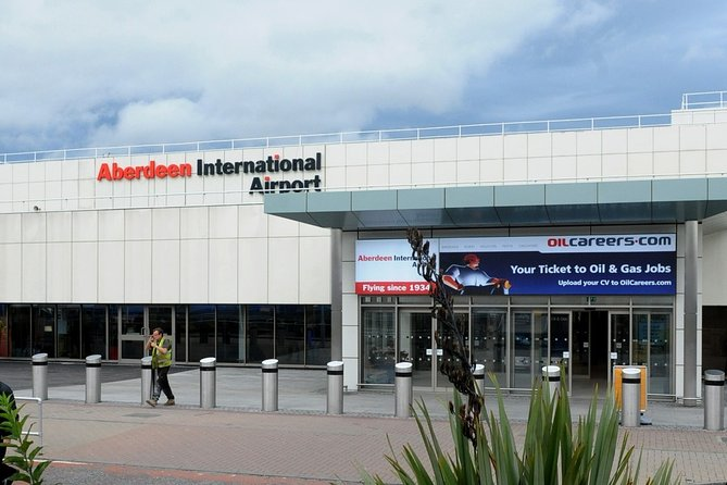 Airport Transfers , Edinburgh to Aberdeen , or Aberdeen to Edinburgh
