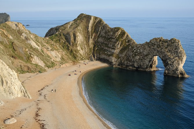 Bournemouth and Durdle Door Jurassic Full Day Private Tour