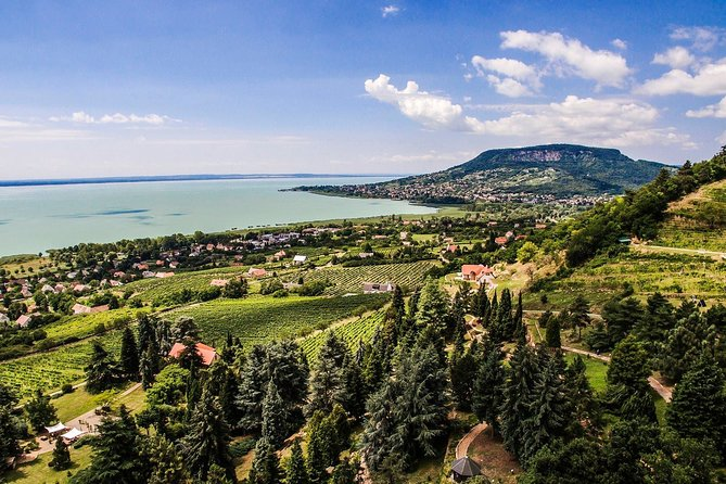 Full-Day Budapest Wine Tasting and Lake Balaton Private Tour
