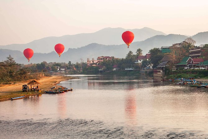 Vientiane and Vang Vieng 4D/3N Tour Package
