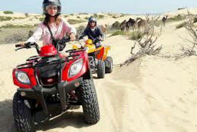 Half-Day Agadir Small-Group Quad Biking and Horse Riding