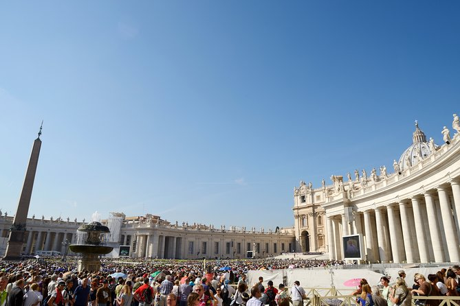 Ultimate Vatican Tour with Papal Tombs photo 10