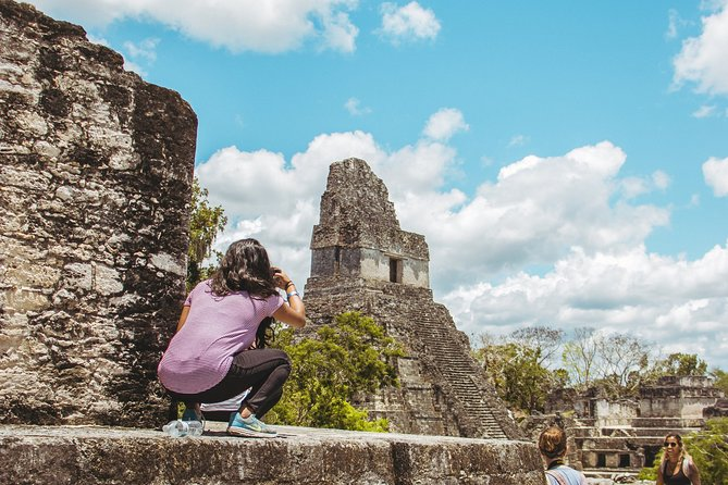 Full-Day Tikal Tour from San Ignacio Belize with Hotel Pickup