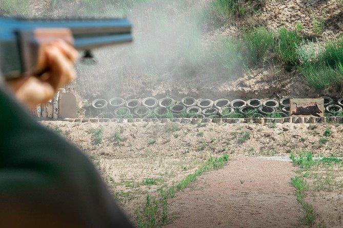 3 Hours Shooting Kalashnikov, Pistol and Sniper in Bratislava