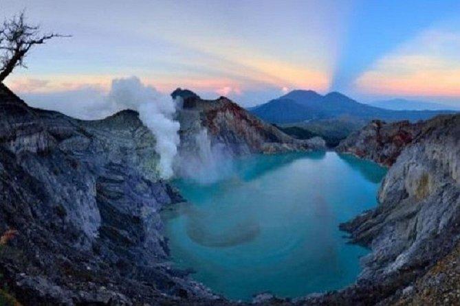 Ijen Crater Midnight From Banyuwangi