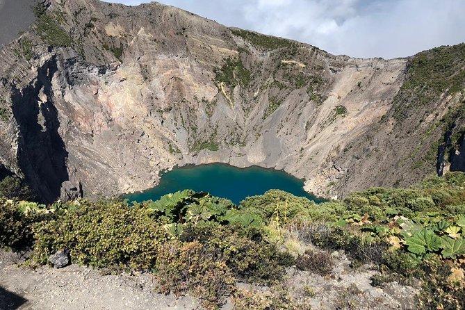 Irazu Volcano Park Half Day. Private Tour from San Jose