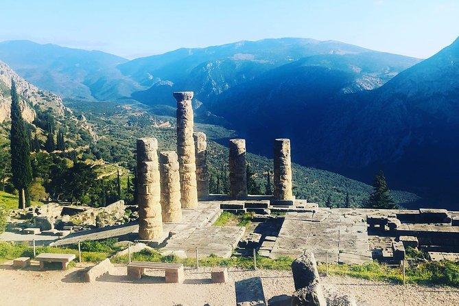 Delphi Full Day 10 Hours Open Tour.