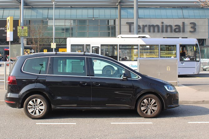 Arrival or Departure Private Transfer: London Heathrow Airport to Cambridge