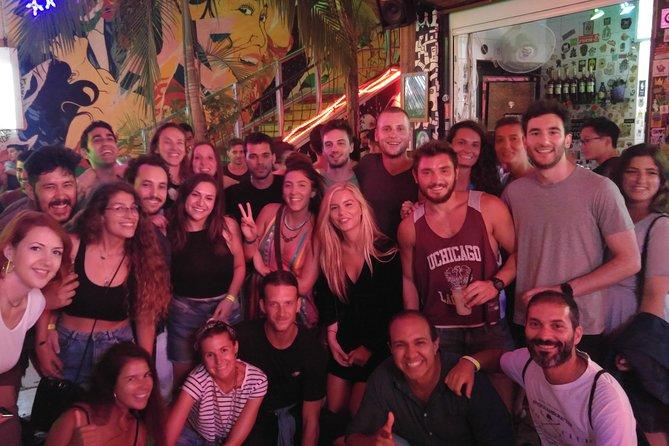 Guided Pub Crawl Night Tour at Tel Aviv