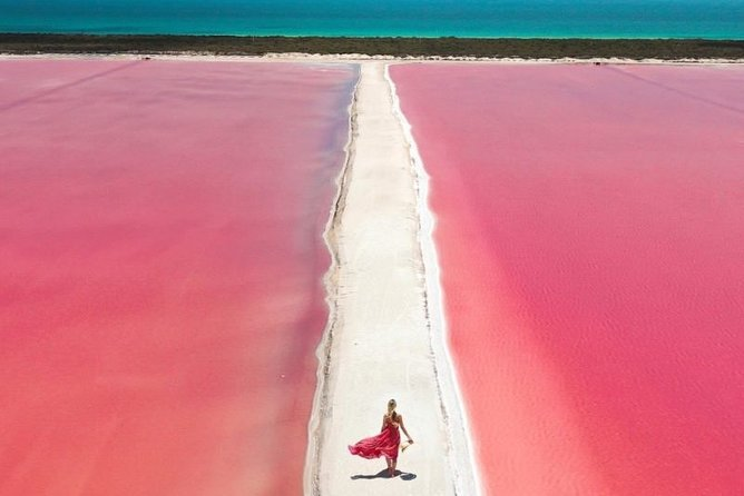 Las Coloradas & Ek Balam From Cancun