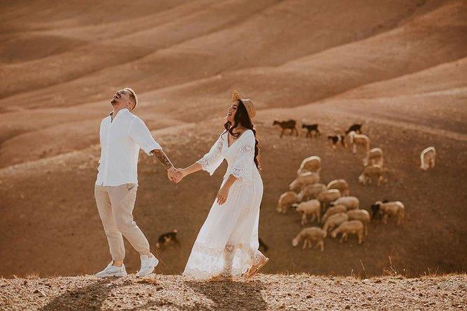 Desert Agafay Day Tour From Marrakech, Berber Villages & Camel Ride