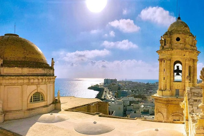 Cadiz Shore Excursion: Small-Group scenic & walking tour with sherry tasting