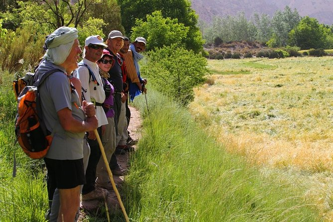 3-Day Trekking In Morocco From Marrakech Atlas Mountains & Berber Villages