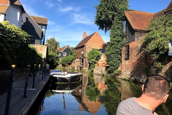 Canterbury Cathedral and Leeds Castle Private Full Day Tour