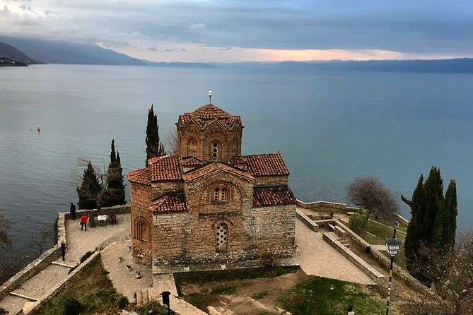 Ohrid (UNESCO) – Lake & Town from Tirana