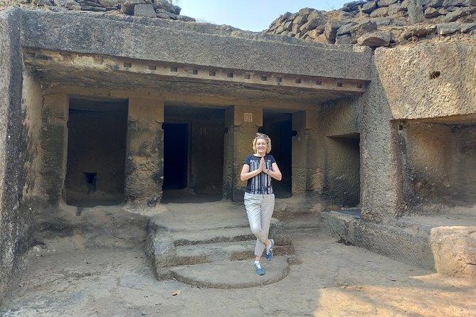 Full Day North Mumbai Private City Tour with Kanheri Caves