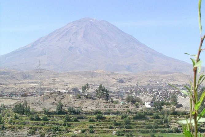 Arequipa Countryside, Sabandia Mill & Founder's Mansion