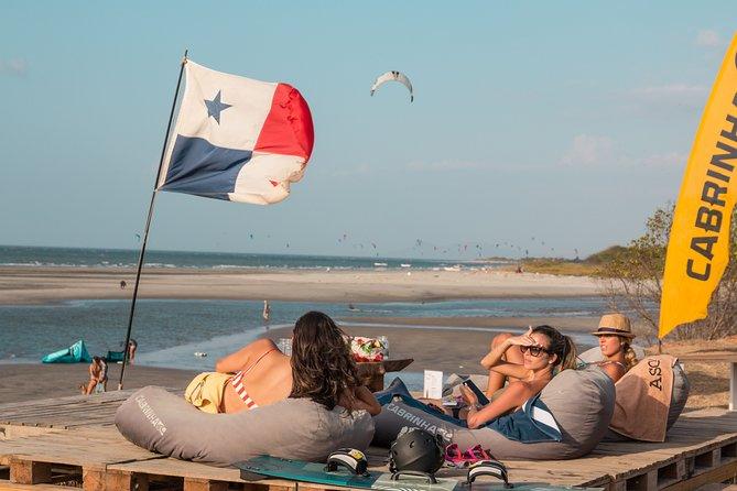 Kiteboarding Lesson in Punta Chame