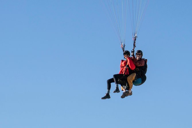 Salt Lake Area Paragliding Experience