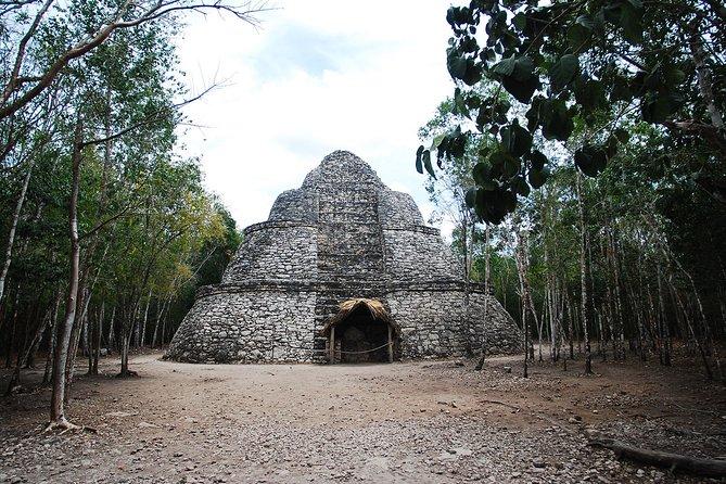 Coba, Tulum, Cenote & Playa del Carmen Tour 4x1 VIP