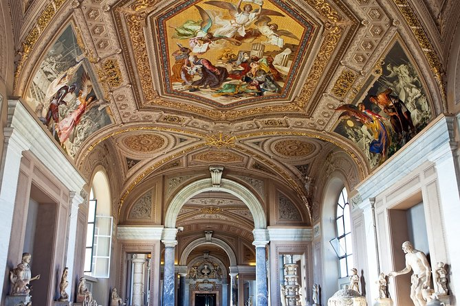 Fast- track- entry ticket to the Vatican Museums & the Sistine Chapel