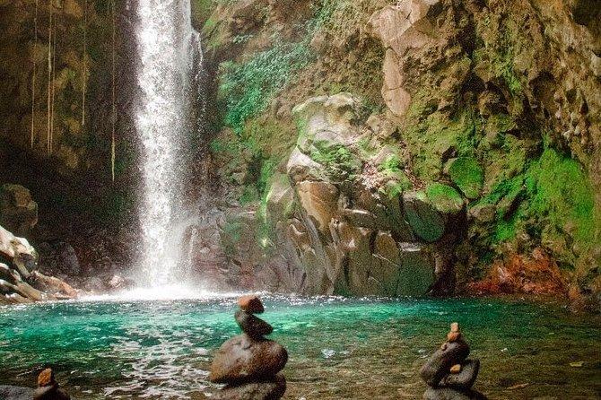 Volcano Rincon de la Vieja Hike,Waterfall Oropendola and Swim in a Hot Spring