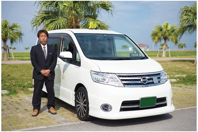 Airport pick up and drop off at Naha Airport