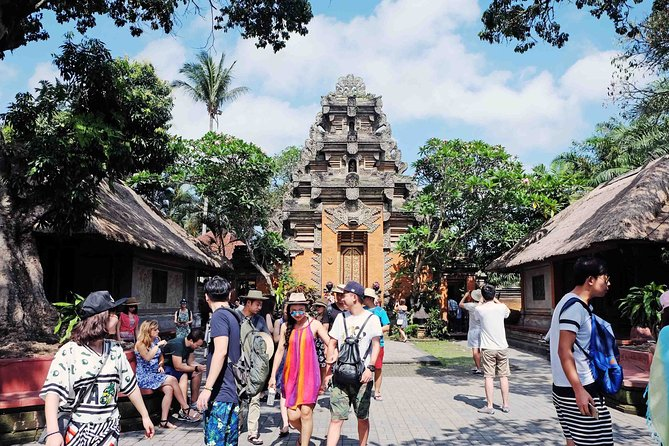 Private Full Day-Tour: Ubud Art Village and Tanah Lot Sunset Tour