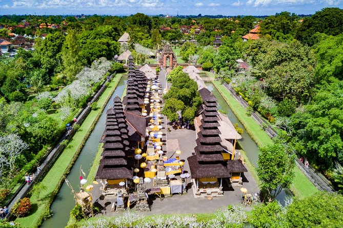 Private Fullday Tour : Tanah Lot & Uluwatu Temple with Kecak Fire Dance Show