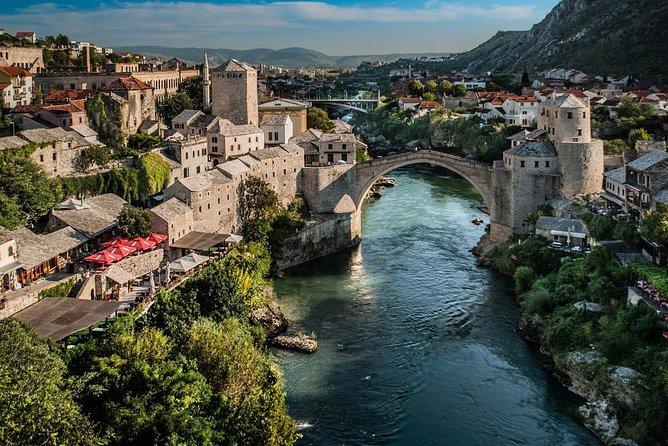 Private Transfer from Sarajevo Airport (SJJ) to Medugorje