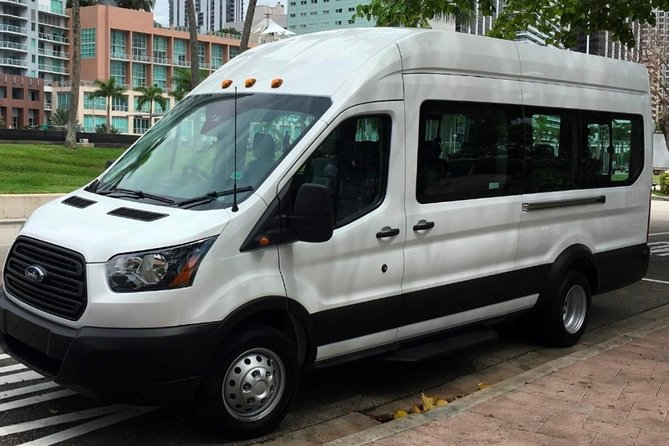 Private Transportation from Miami International Airport to Miami Hotels
