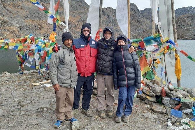 14-Day Private Hiking Tour to Langtang and Gosaikunda Lake