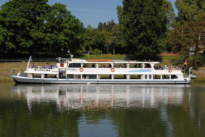 Idyllic trip to the Neckarbiotop Zugwiesen