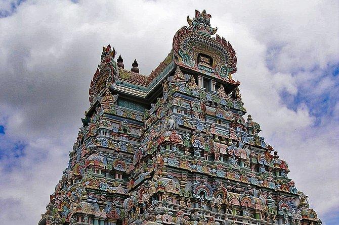 Private Trichy Madurai Rameshwaram and Thanjavur Temple Tour