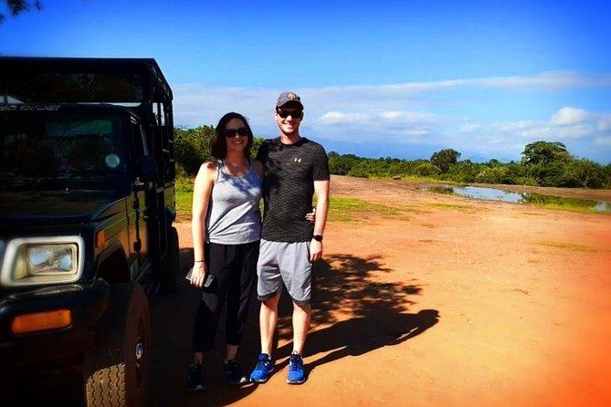 Udawalawe National Park | Half Day Safari Tour