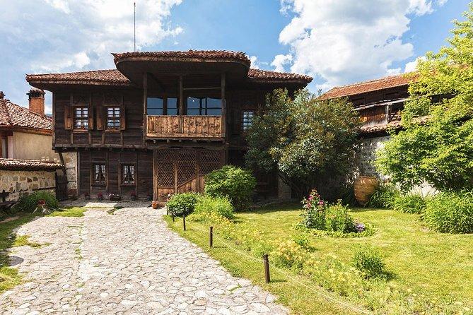Tour to Koprivshtitsa and the Buzludzha monument incl the Seuthes Thracian Tomb