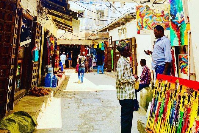 Zanzibar Private Half Day Stone Town Tour