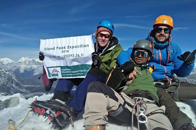 18-Day Hiking Experience to Everest Base Camp and Island Peak