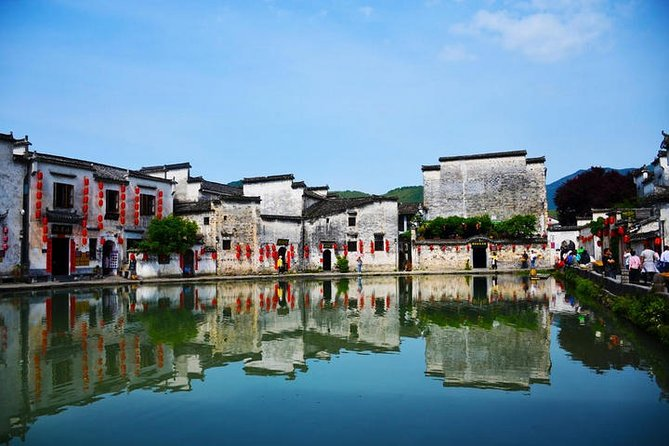 Huangshan Hongcun Ancient Village