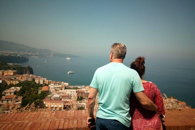 Amalfi Coast Positano and Ravello Private Day Tour from Rome