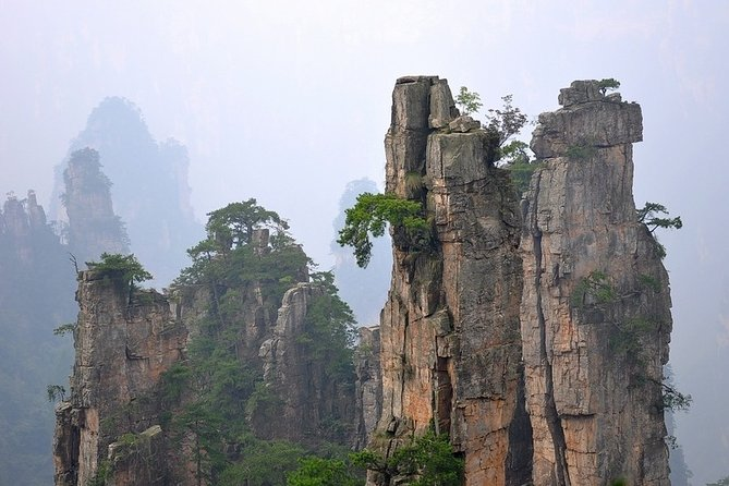 Zhangjiajie 5 Days Private Tour with Private Vehicles (van/bus/ car rental )/