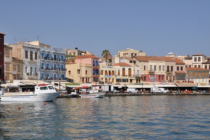 Full-Day Trip to Chania from Rethymno
