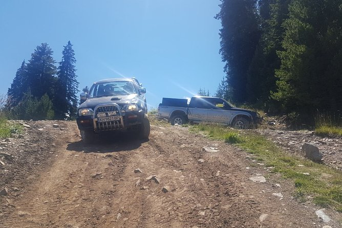 Obzor Jeep Safari Experience