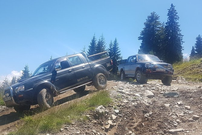 Private Jeep Adventure in the Mystic Strandzha Mountain