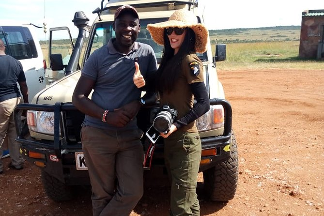 2 Days Private Safari in Samburu National Park from Nairobi