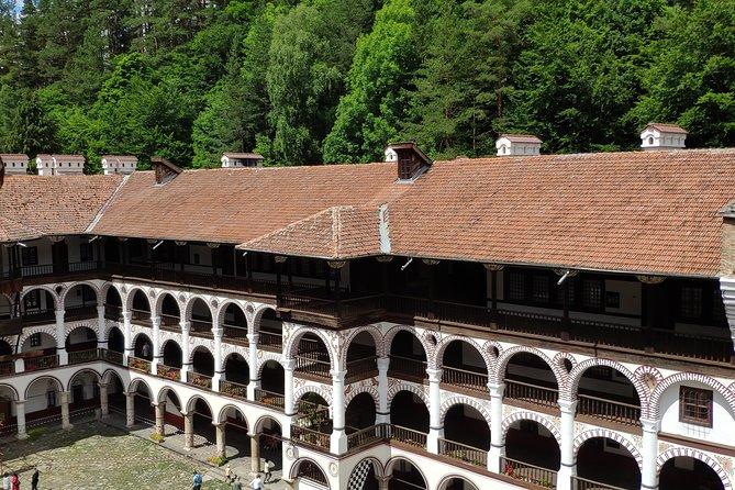 Gita di un giorno flessibile al monastero di Rila e alla chiesa di Boyana da Sofia