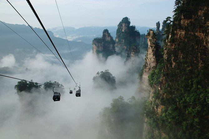 3-Days Zhangjiajie Classic Private Tour with Pickup